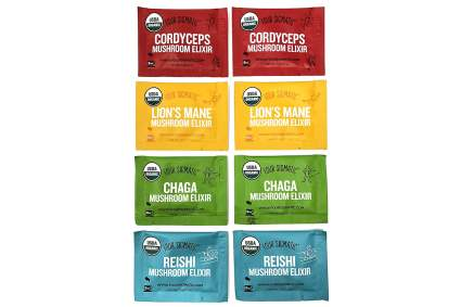 Mushroom teas sampler pack