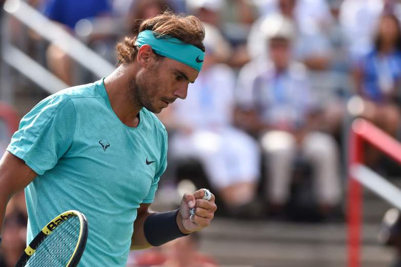 Rafael Nadal highlights the action of day 2 at the U.S. Open, when he takes on John Millman from Australia.