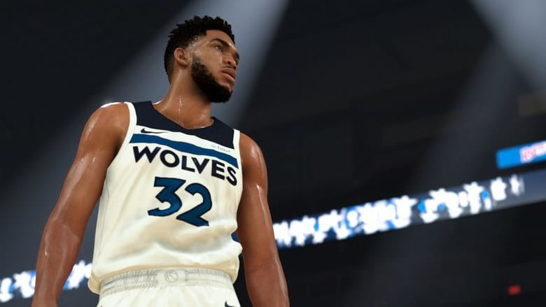 NBA 2K20 How to Scan Face