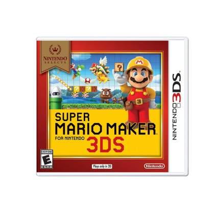 Nintendo Selects: Super Mario Maker for Nintendo 3DS