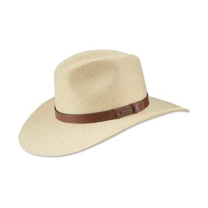 The Ultimate Straw Hat by Orvis