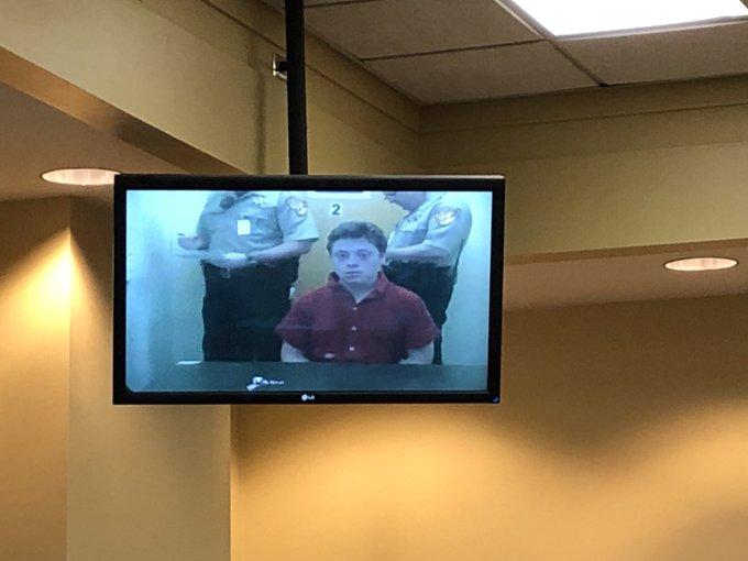 Paul Steber in Court