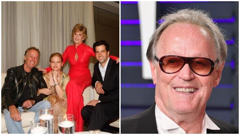 Peter Fonda Kids Family