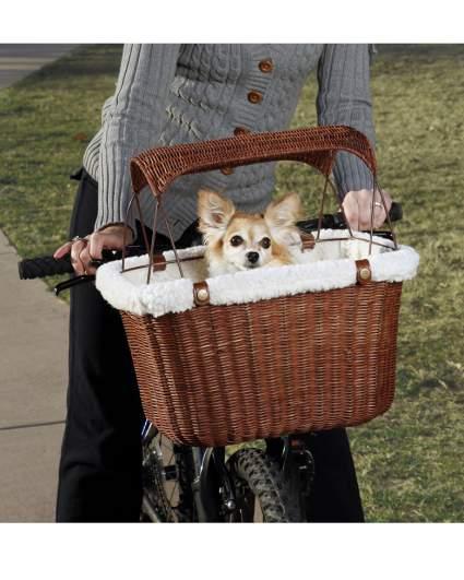 best bike baskets