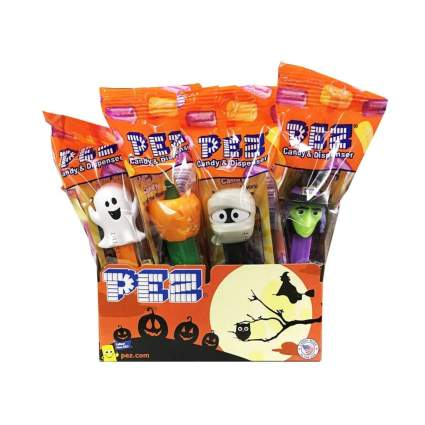 pez best halloween candy