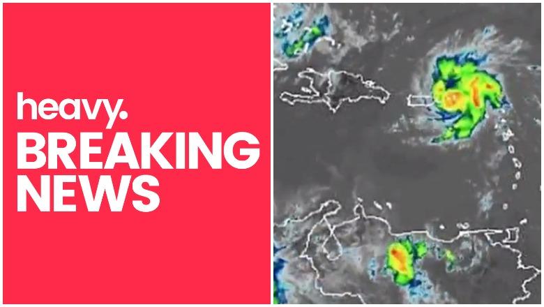 Hurricane Dorian Live Stream
