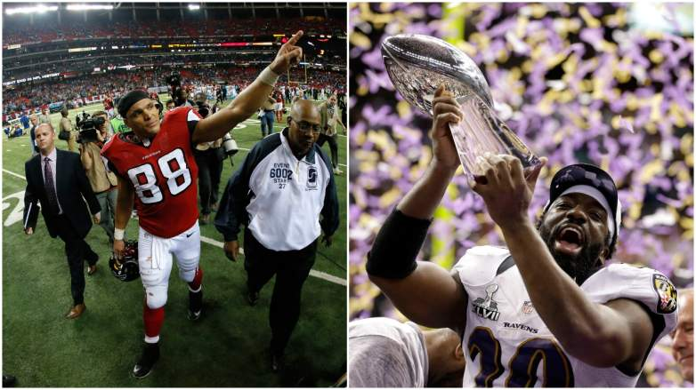 Tony Gonzalez and Ed Reed highlight the Class of 2019 that will be inducted into the Pro Football Hall of Fame on Saturday night.