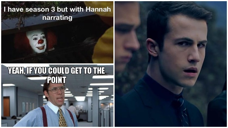 13 Reasons Why Season 3 Memes