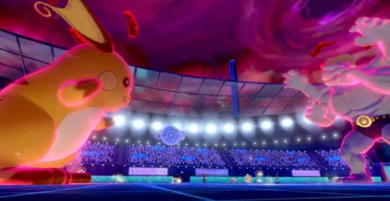 Pokemon Sword Shield Battle Mechanics