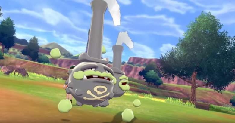 Pokemon Sword Shield Galar Forms