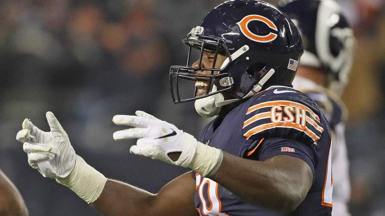 Chicago Bears Linebacker Roquan Smith