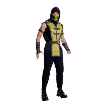 rubies scorpion ninja costume