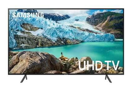 Samsung UN43RU7100FXZA FLAT 43'' 4K UHD 7 Series Smart TV best dorm room tvs