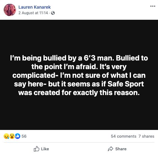 Lauren Kanarek Facebook
