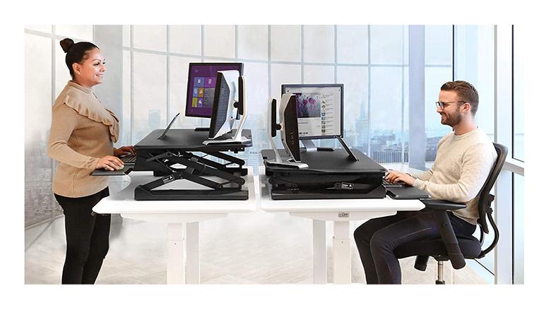 15 Best Adjustable Desks To Work From, Good Adjustable Desks