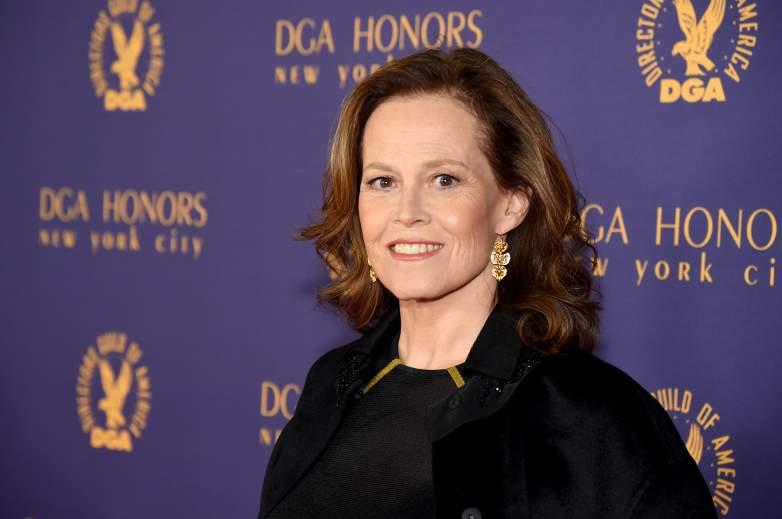 Sigourney Weaver Attends DGA Honors