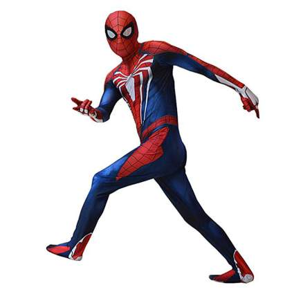 ps4 spider-man costume