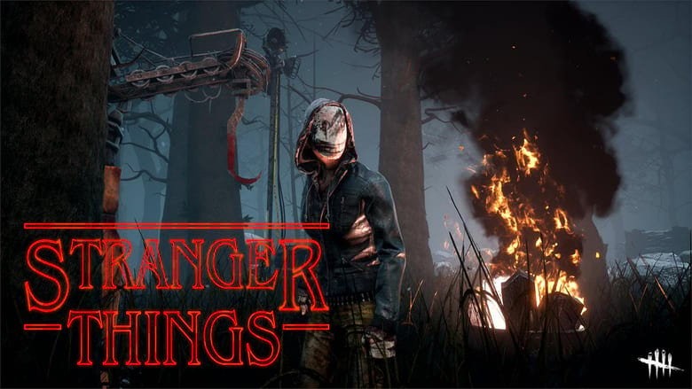 Stranger Things Dead by Daylight Crossover