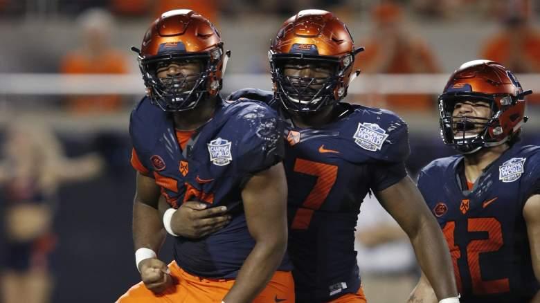 Watch Syracuse vs Liberty Football