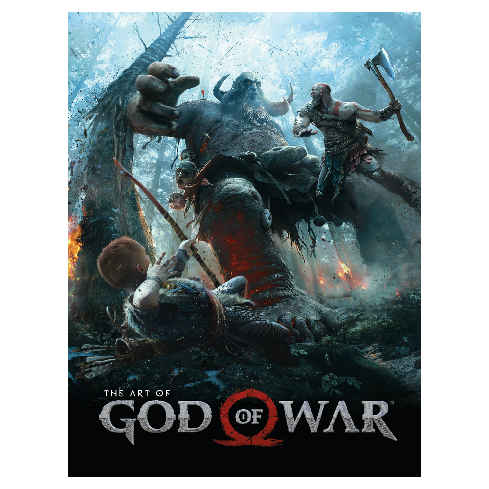 The Gods We Choose To Be Poster; Gaming Poster God of War Video Game Decor