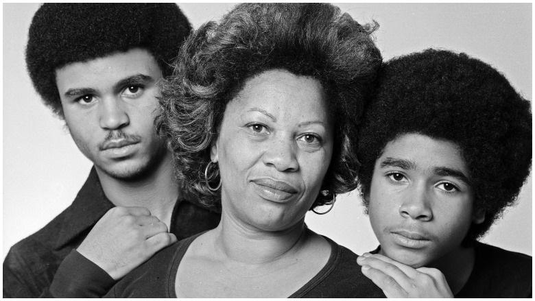toni morrison family