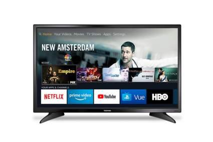 Toshiba 32LF221U19 32-inch 720p HD Smart LED TV best dorm room tvs