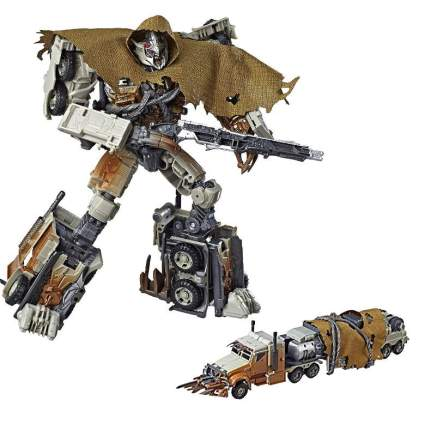 Transformers Toys Studio Series 34 Leader Class Dark of the Moon Movie Megatron