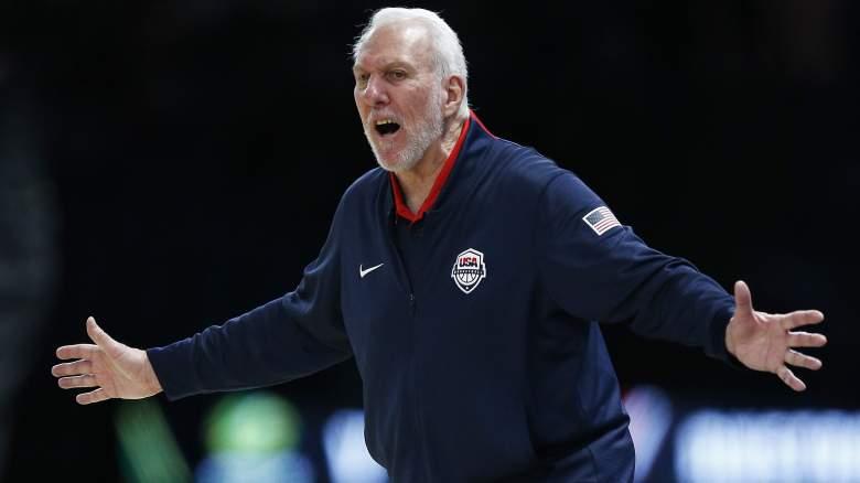 Turkey v Team USA