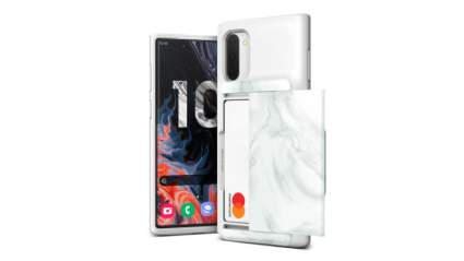 vrs galaxy note 10 case