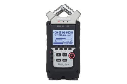 Zoom H4N PRO Digital Multitrack Recorder ASMR microphone