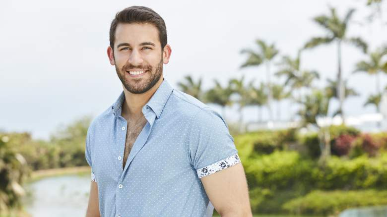 Derek Peth quits Bachelor in Paradise