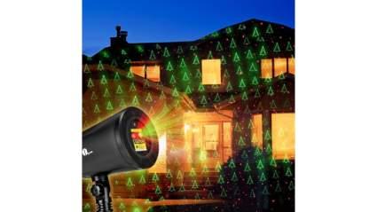 1byone christmas laser lights