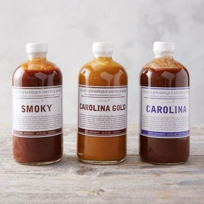 Lillie's Q BBQ Sauce Variety