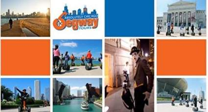 Absolutely Chicago Segway Tours Gift Card