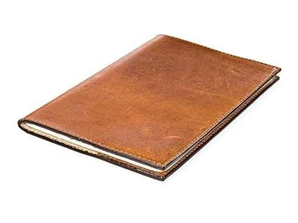 Journal made of Horween Leather