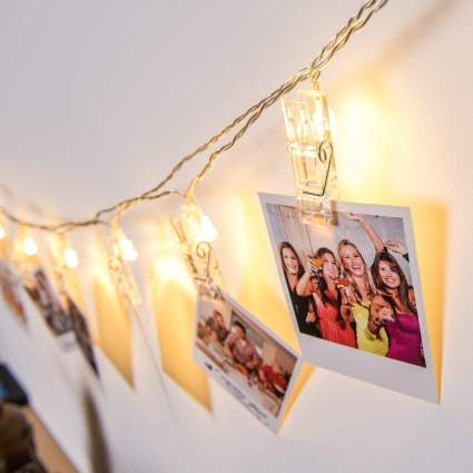 16 LED Photo Clips