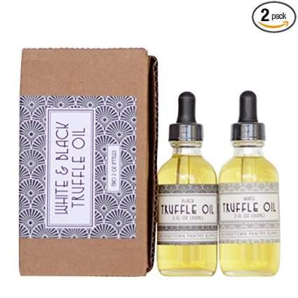 G.P.S. Black & White Truffle Oil Gift Set