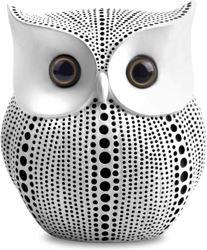Owl Statue Decor
