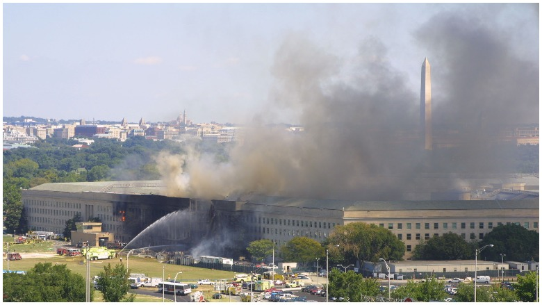 pentagon attack photo