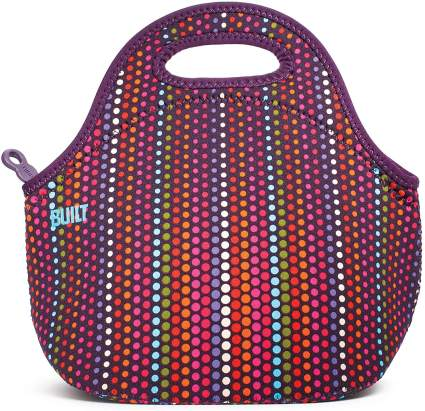 Soft Neoprene Lunch Tote