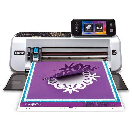 scan and cut stenciling machine