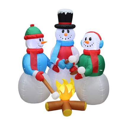 21 Best Christmas Inflatable Decorations 2020 Heavy Com