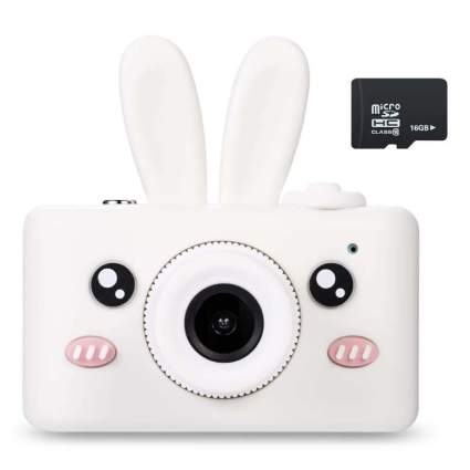 Abdtech Gifts Rabbit Kids Camera