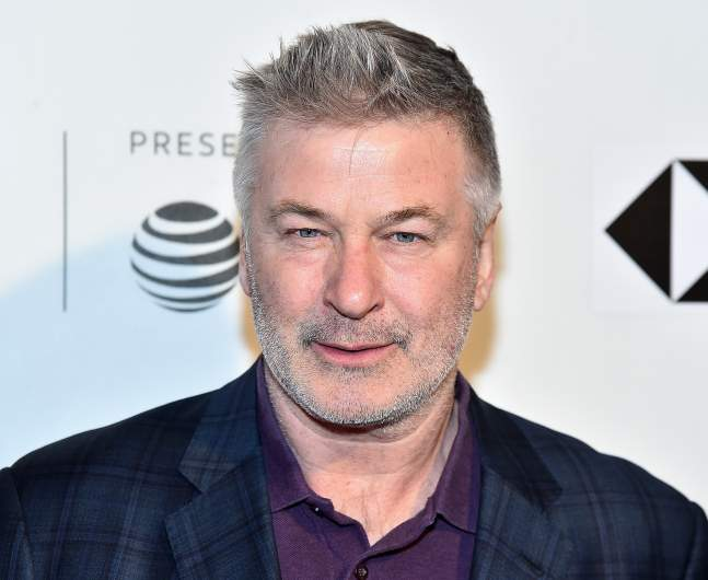 Alec Baldwin Attends The 2018 Tribeca Film Festival