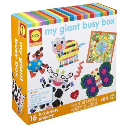 alex busy box toddler stocking stuffers