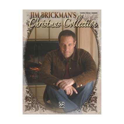 jim brickman's christmas collection christmas sheet music