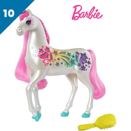 barbie dreamtopia horse