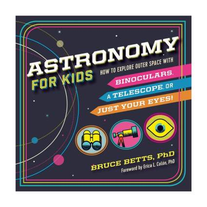 astronomy for kids book astronomy gifts