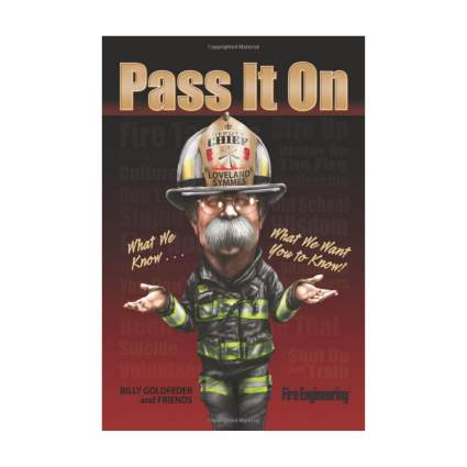 past it on book firefighter gifts