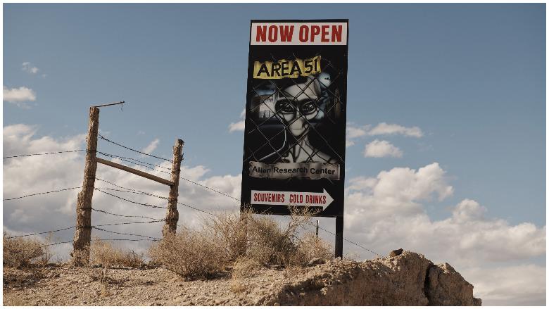 Area 51 Raid News